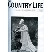 Country Life Illustrated, Vol. Xviii, N� 459, Oct. 1905 (Contents: Our Portrait Illustration: H.R.H. Princess Stephanie: Countess Lonyay. The Difficulties Of Poultry Farming. Country Notes. ... de COLLECTIF