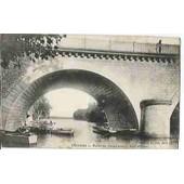 Orleans Bords Du Loiret Sous Le Pont D'olivet