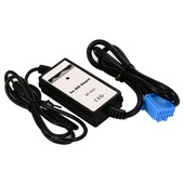Auto Car Usb Aux-In Audio Adapter Mp3 Radio Interface For Honda 02 Wt-Aux Ac284