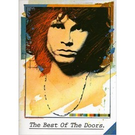 The Best Of The Doors Piano,  Vocal & Guitar (with Chord Boxes)