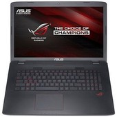 PC portable ASUS GL742VW-T4127T 17.3 LED Full HD Core i5-6300HQ 6 Go 1 To GTX 960M Wi-Fi AC/Bluetooth Webcam Windows 10 Famille 64 bits