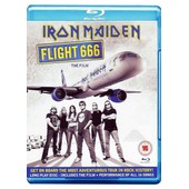 Iron Maiden - Flight 666 - The Film - Blu-Ray de Sam Dunn