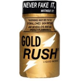 Poppers Propyle Gold Rush 10ml Push Poppers