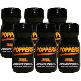 Poppers Propyle Poppers 8ml X6