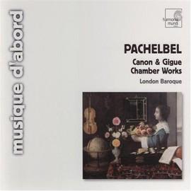 Canon & Gigue - Partie a 4 & a 5, Six Sonates en trio de 1695 London Baroque