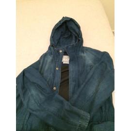 Parka L�g�re Imitation Jean (Coton)