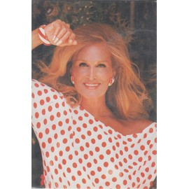 DALIDA CARTE IS CARRERE