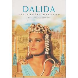 DALIDA CARTE PUBLICITAIRE
