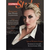 L'express Styles / 05-10-2011 N�3144 : Kate Winslet (4p) Christian Louboutin (4p) Ryan Gosling (2p)