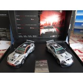 Coffret Aston Martin Dbrs9 Team Hexis Amr 2009 Fia Gt3 Norev 270510 1/43 Accary