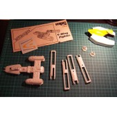 Star Wars Y-Wing Fighter 1/95 Amt/Ertl