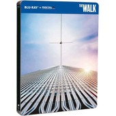 The Walk - Blu-Ray+ Copie Digitale - �dition Bo�tier Steelbook de Robert Zemeckis