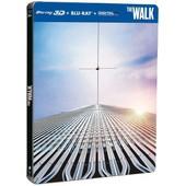The Walk - Combo Blu-Ray3d + Blu-Ray+ Copie Digitale - �dition Bo�tier Steelbook de Robert Zemeckis