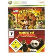 Indiana Jones Lego / Kung Fu Panda