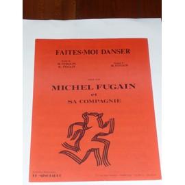 FAITES-MOI DANSER Michel Fugain