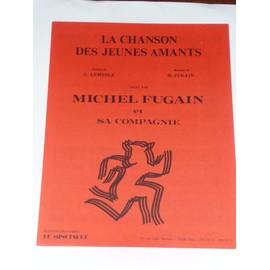 la chanson des jeunes amants Michel Fugain