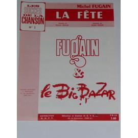 LA FÊTE Michel Fugain