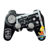 Manette Ps2 Bart Simpsons