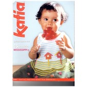 Catalogue Tricot Katia - Sp�cial Layette �t� - N� R-1
