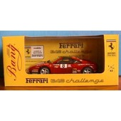 Ferrari 348 #8 Challenge 1993 Ivan Benaduce Bang 9308 1/43 Made In Italy Rosso