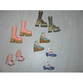 Lot Chaussure Bratz
