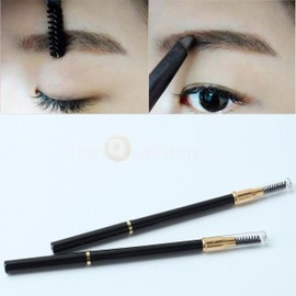 Pro Cosm�tique Crayon Stylo � Sourcils Eyeliner Yeux Eyebrow Brosse Beaut� Caf�