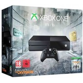 Console Xbox One 1 To + The Division