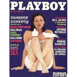 Playboy N�24 Shannen Doherty