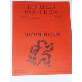 LES AILES DANS LE DOS Michel Fugain