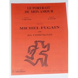 LE PORTRAIT DE MON AMOUR Michel Fugain
