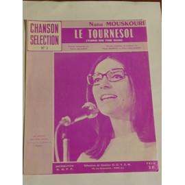 LE TOURNESOL Nana Mouskouri