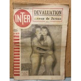 Inter 207 (D�valuation, Miss 1949, Martine Carol