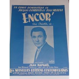 ENCOR!... Tony Murena