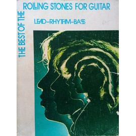 The Best of the Rolling Stones for Guitar