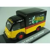 Camion Renault Galion Transport Calberson Publicitaire 1/43 Ixo Altaya