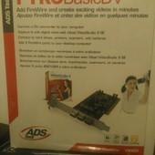ADS Pyro BasicDV - Adaptateur d'entr�e vid�o