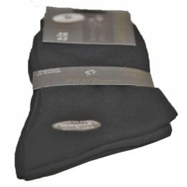 4 Lots De Trois Paire Chaussette Homme Coton Fil D'ecosse Special Pieds Sensibles ! Remaill�e=Confort-100%Coton Fil D'ecosse !! Expedition En 24/48hrs!