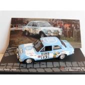 Ford Escort Mki Rs 1600 #13 Rac Rally 1973 Makinen Liddon Ixo Altaya 1/43