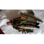 Action Man Tenue De Camouflage