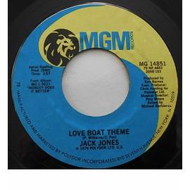 Love Boat Theme / The Rockford File