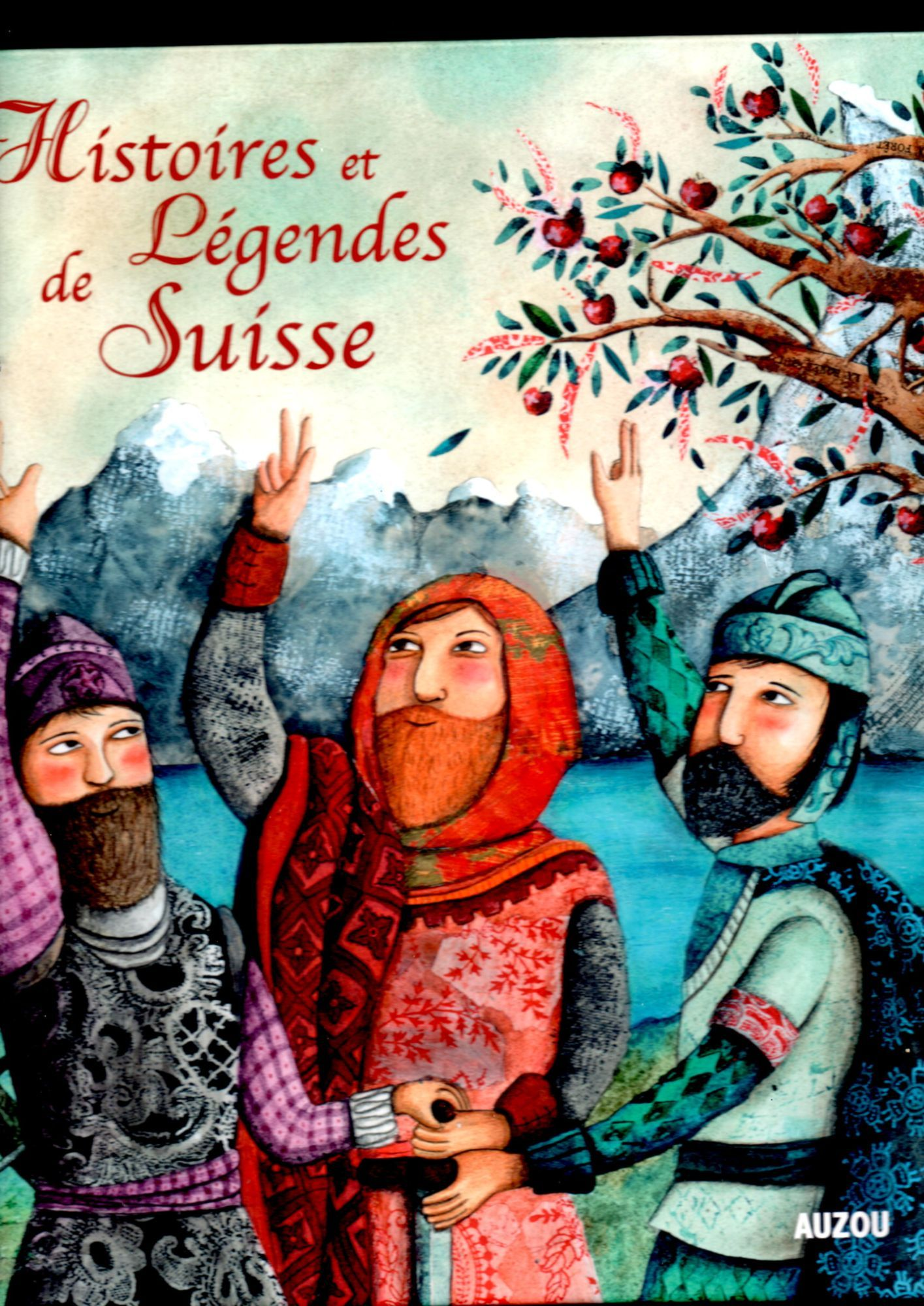 Histoires et légendes de Suisse