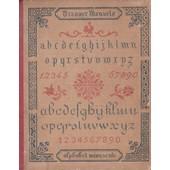 Travaux Manuels Alphabet Minuscule de ANONYME
