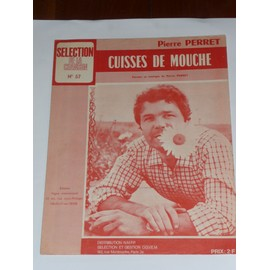 CUISSES DE MOUCHE Pierre Perret