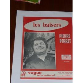 LES BAISERS Pierre Perret