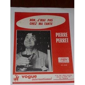 Non, J'irai pas chez ma tante  Pierre Perret