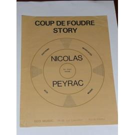 C OUP DE FOUDRE STORY Nicolas Peyrac