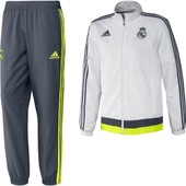 Surv�tement De Football Adidas Performance Real Madrid Pr�sentation - S87862
