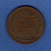 10 Centimes Tunisie 1914 A