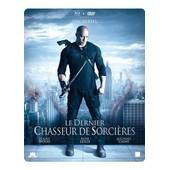 Le Dernier Chasseur De Sorci�res - Combo Blu-Ray + Dvd - �dition Bo�tier Steelbook de Breck Eisner