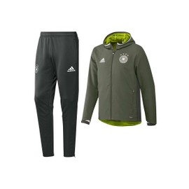 Surv�tement De Football Adidas Performance Allemagne Euro Uefa 2016 Pr�sentation - Ac6522